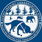 Scent Imprint Conservation Dogs Logo